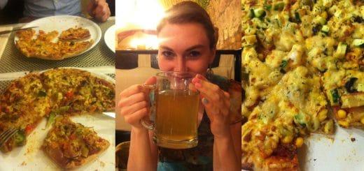 Napfenyes Etterem, Restaurant végétarien à Budapest - Photo de http://violetveganvairy.blogspot.fr/
