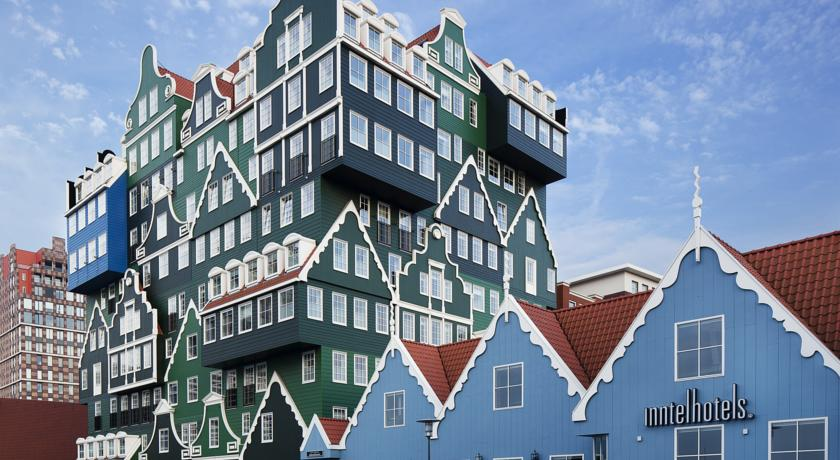 H bergement insolite amsterdam 7 lieux incroyables o loger vanupied - Hotel insolite amsterdam ...