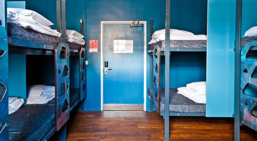 8 h tels pas cher londres pr s de st pancras vanupied. Black Bedroom Furniture Sets. Home Design Ideas
