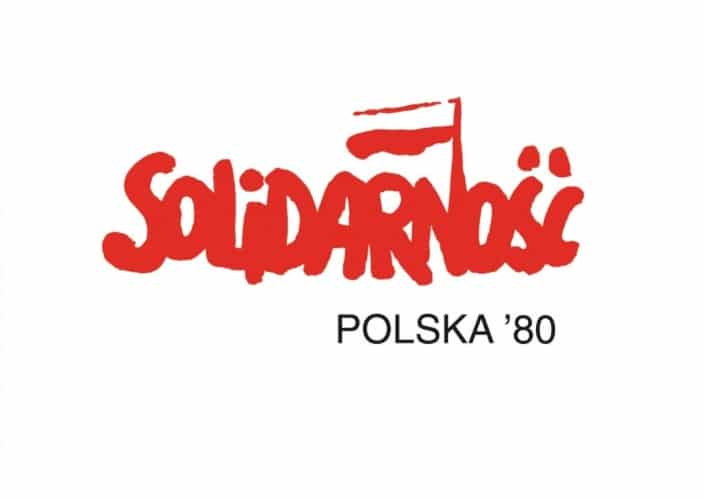 """""""Solidarnosc, Polska 80'"""" Affiche de Jerzy Janiszewski"""