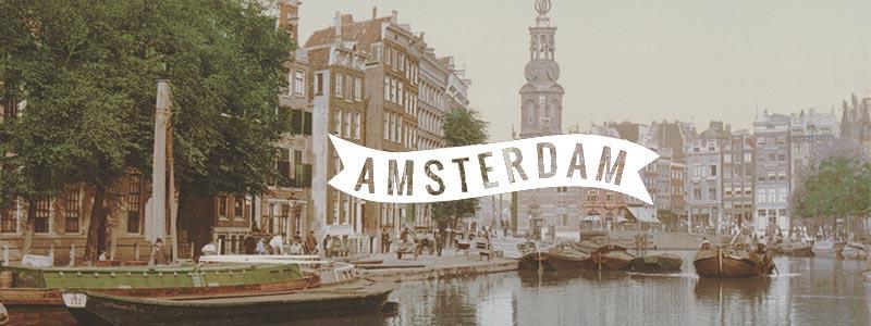 La Vieille Ville D Amsterdam