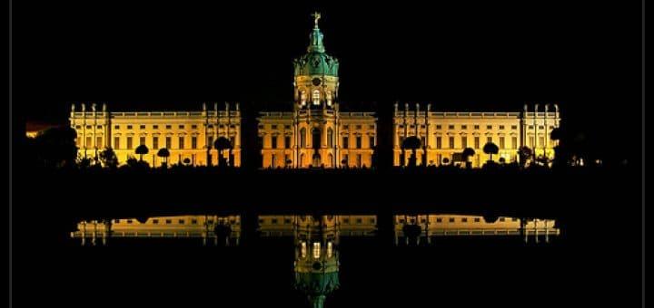 Château de Charlottenburg à Berlin - par Metronomad@Flickr