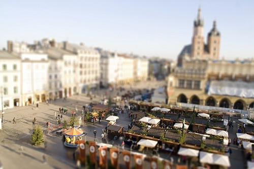 Photo du Rynek par bildungsr0man@Flickr