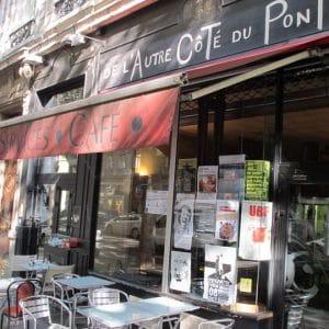 De l'autre côté du pont, café coopératif et alternatif à Lyon [Guillotière]