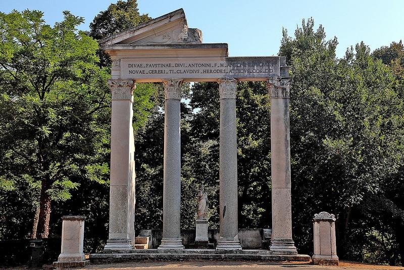 Parc Borghese à Rome : Balades romantiques, musées et vue sur St Pierre [Nord]