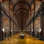 Bibliothèque de Trinity College et Marsh's Library à Dublin