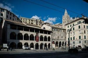 Commanda de Prè à Gênes : Musée des Croisades et églises romanes [Prè]