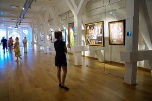 Musée National de Wroclaw : Belle collection et Beaux Arts [Vieille Ville]