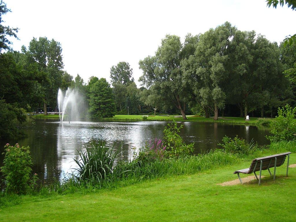 Parc Amstelpark à Amsterdam [Amsterdam sud]