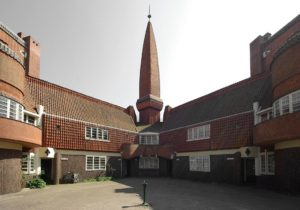 Het Schip et école d'architecture d'Amsterdam [Ouest]