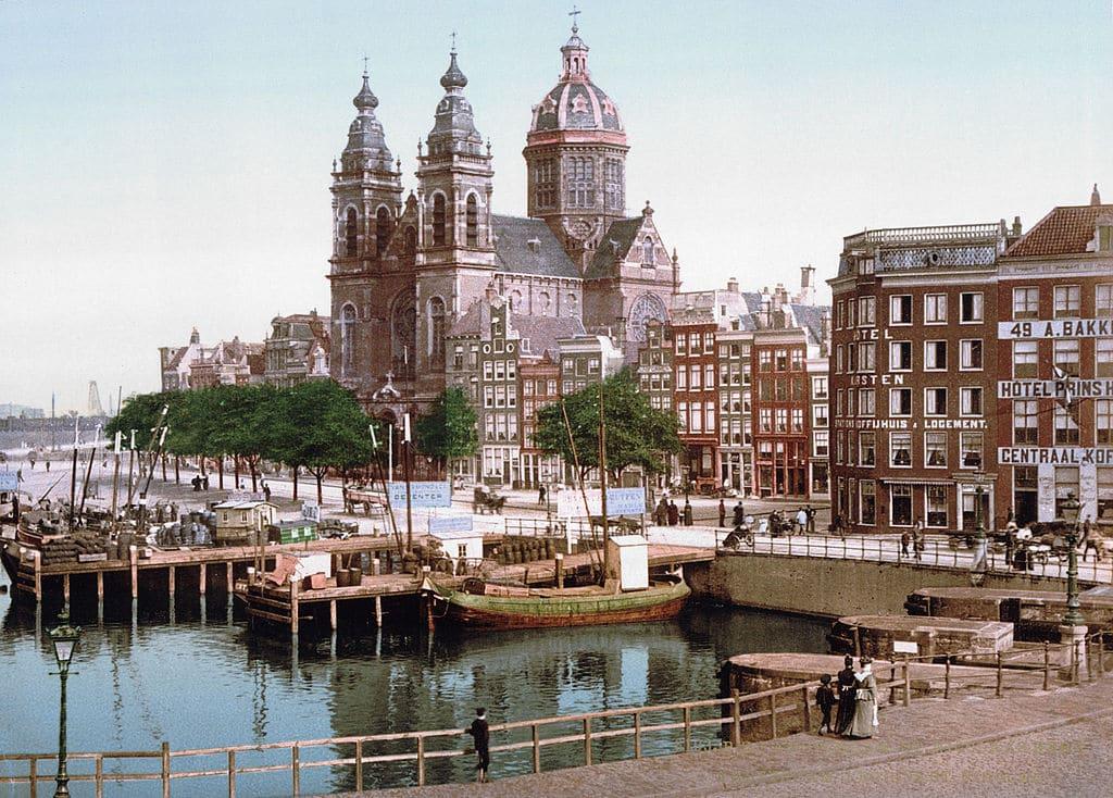 Eglise Saint Nicolas à Amsterdam [Vieille ville]
