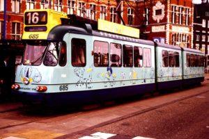 Metro et tramway à Amsterdam : Plan, tarifs et conseils
