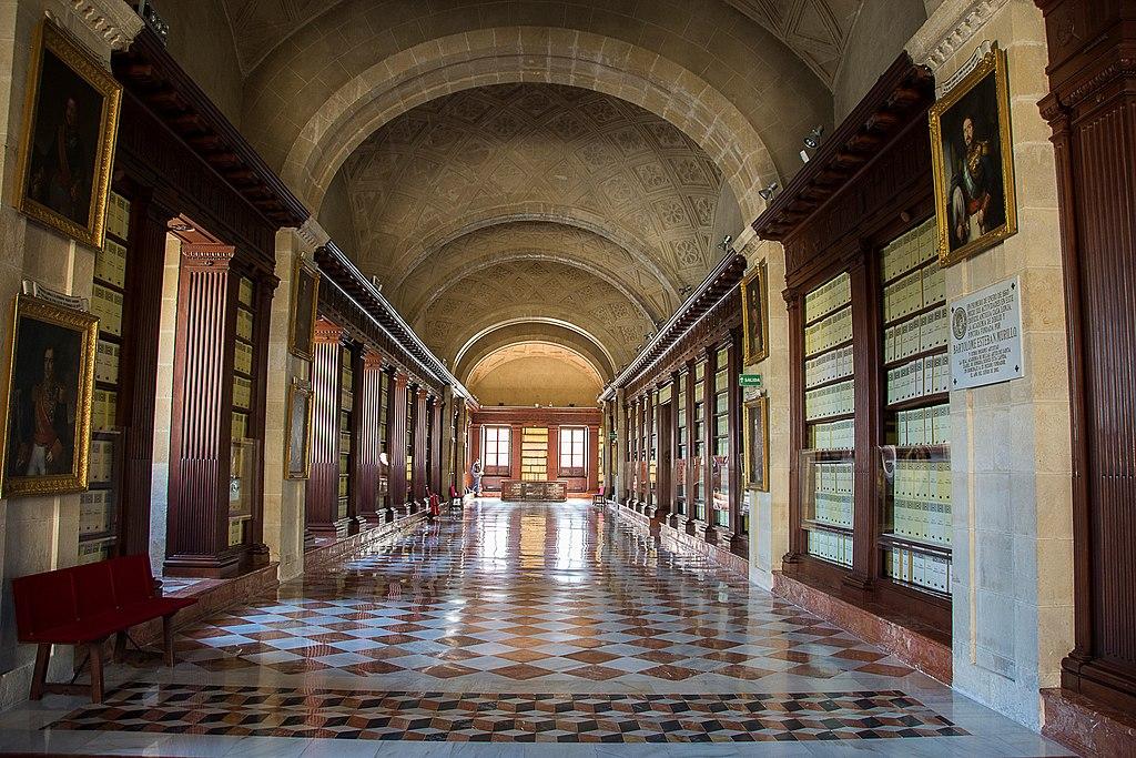 Archives générales des Indes à Séville : Mémoire d'une folle épopée [Santa Cruz]