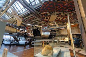 Musées des technologies, trains et véhicules de Berlin [Kreuzberg]