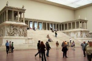 Pergamon Museum à Berlin : Antiquité et art islamique [Mitte]