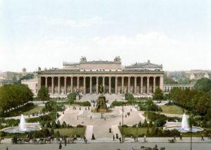 Altes Museum de Berlin : Antiquité grecques, étrusques et romaines [Mitte]