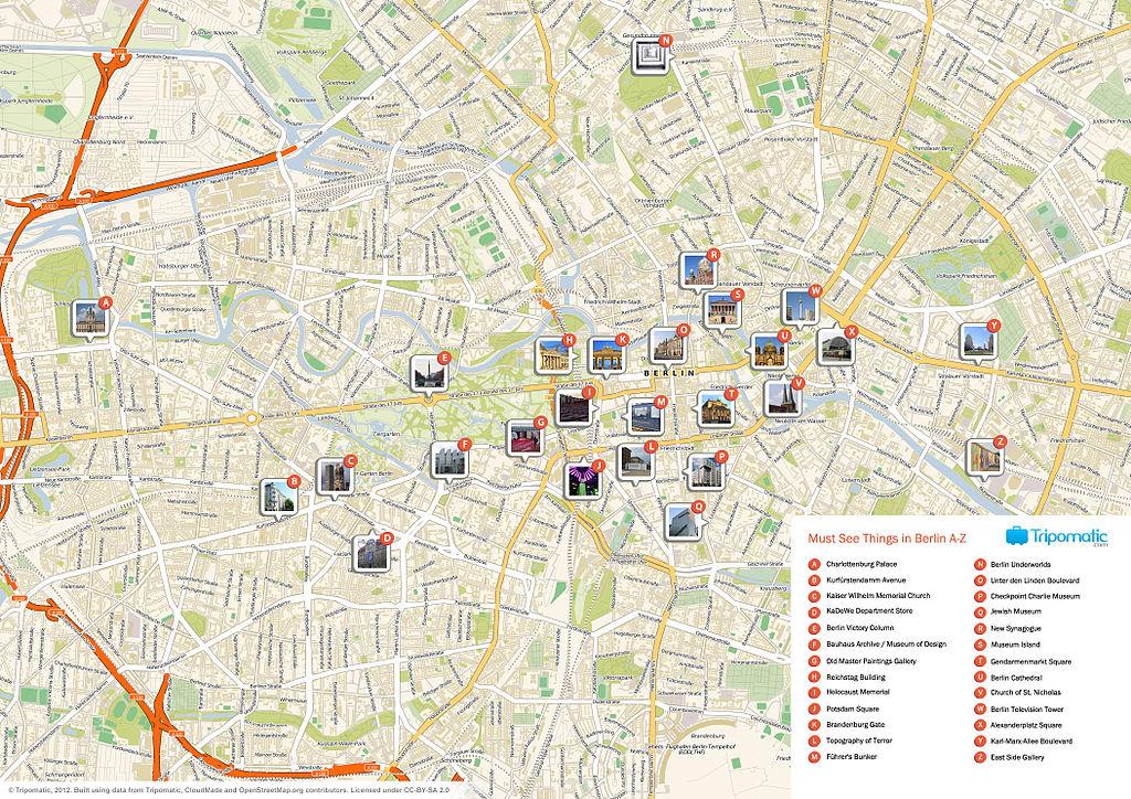 Bus touristique Hop off à Berlin : Tour rapide de la ville
