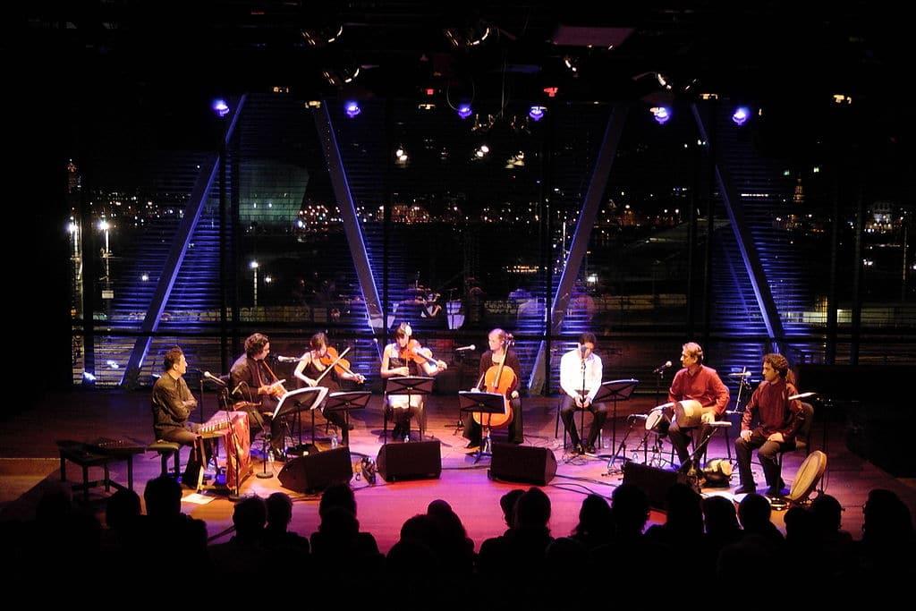Bimhuis, jazz et musique improvisée à Amsterdam [Port]