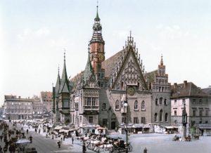 Hôtel de ville de Wroclaw, splendeur gothique sur le Rynek [Vieille Ville]