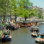 Jordaan, quartier bourgeois bohème à Amsterdam