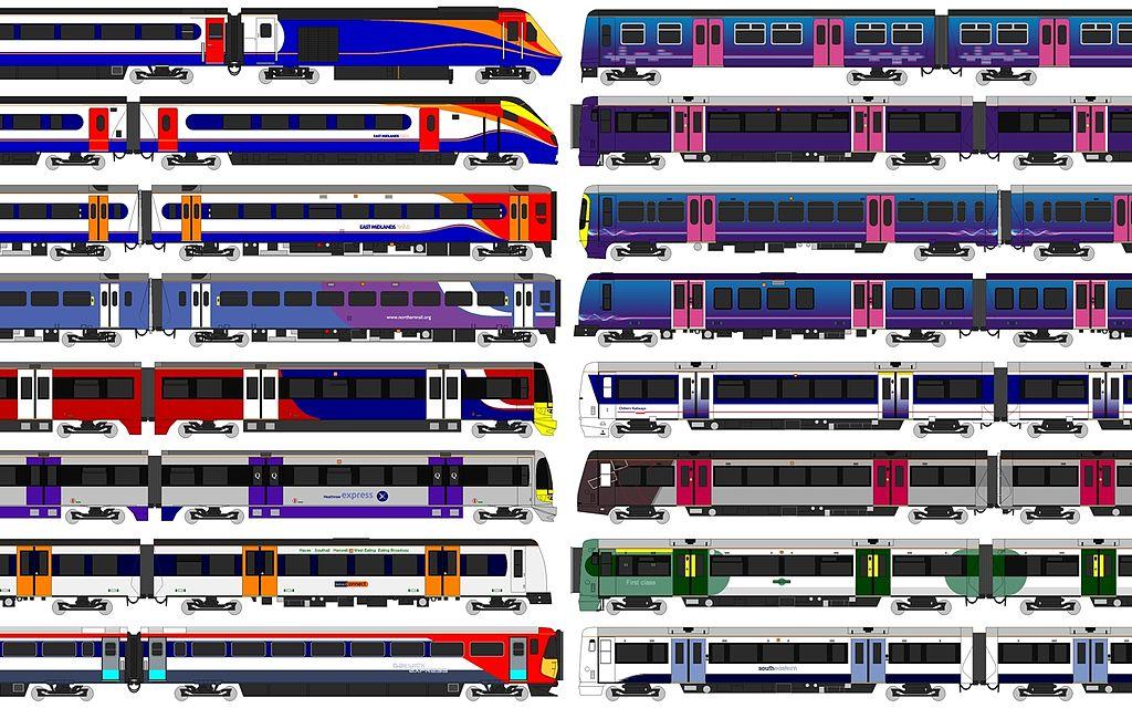 Londres en train depuis Lille, Paris, Lyon et Strasbourg
