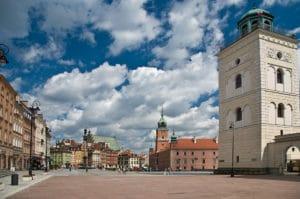 Voie Royale de Varsovie en 15 étapes : Balade incontournable !