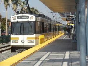 Transport en commun à Los Angeles : Metro, bus et tarifs