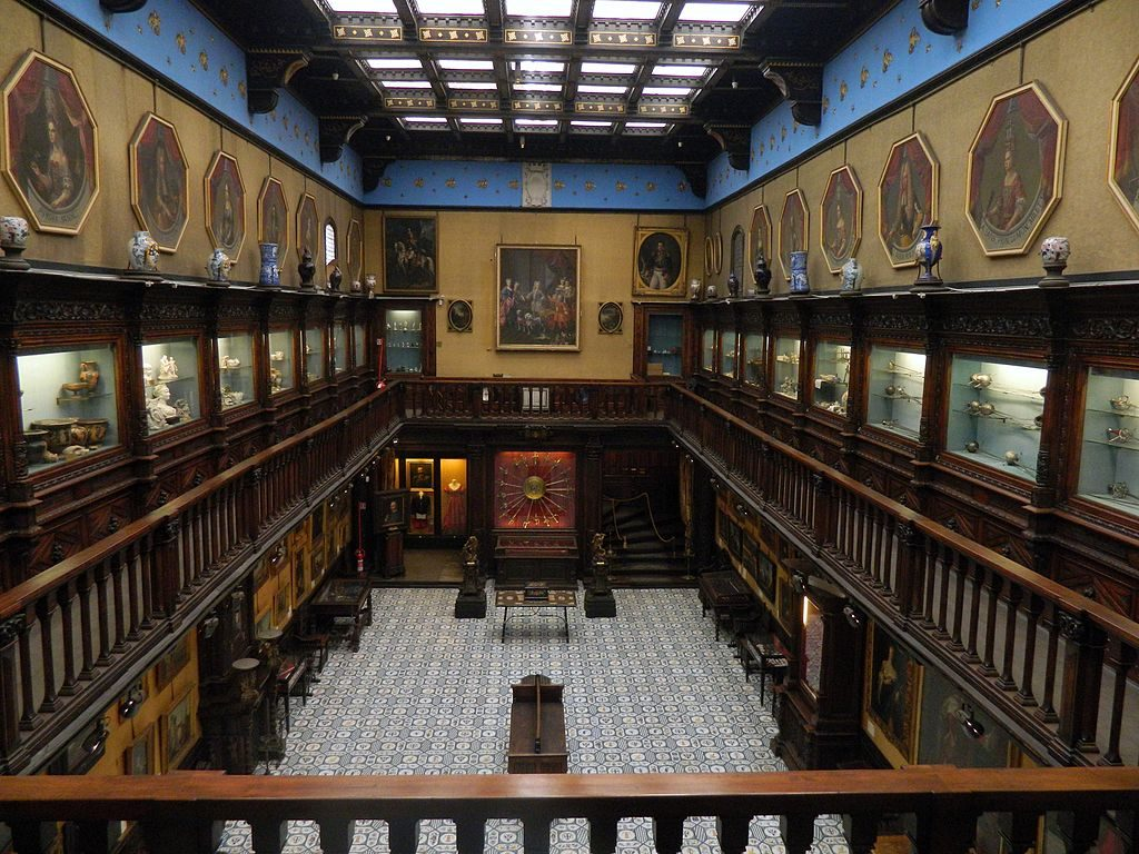 Musée Filangieri à Naples - Photo de IlSistemone