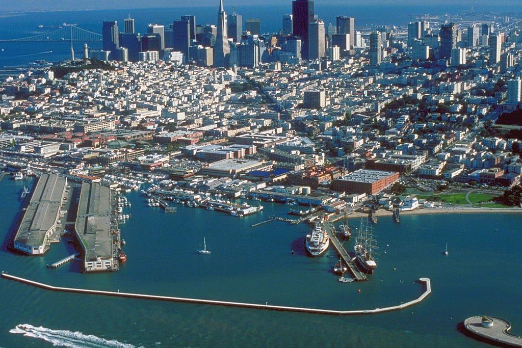 Fisherman's Wharf, port et marina de San Francisco
