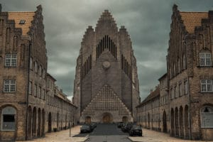 Eglise Grundtvig à Copenhague : L'insolite monstre de briques [Bispebjerg]