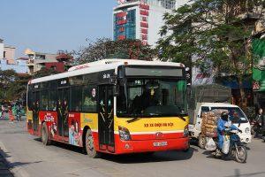 Se déplacer à Hanoi : En bus, scooter, taxi et à pied