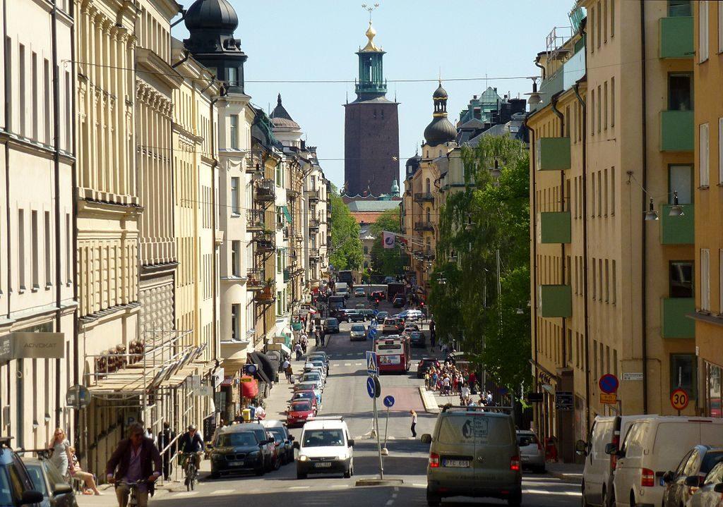 Hotels à Stockholm : Suggestions de quartiers et d'hébergements beaux et pas cher - Photo de Holger.Ellgaard