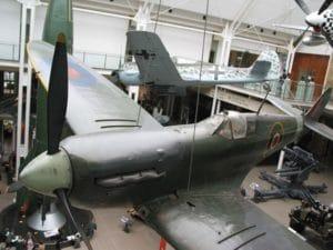 Imperial war museum, musée militaire à Londres [Lambeth]