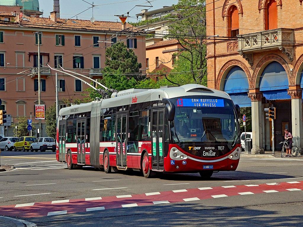 Transport en commun à Bologne : Lignes et fonctionnement