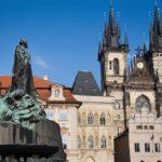 Notre dame de Tyn, église emblématique de Prague [Vieille Ville]
