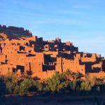 Ait Ben Habbou, village de terre de 1000 ans et lieux de tournage au Maroc