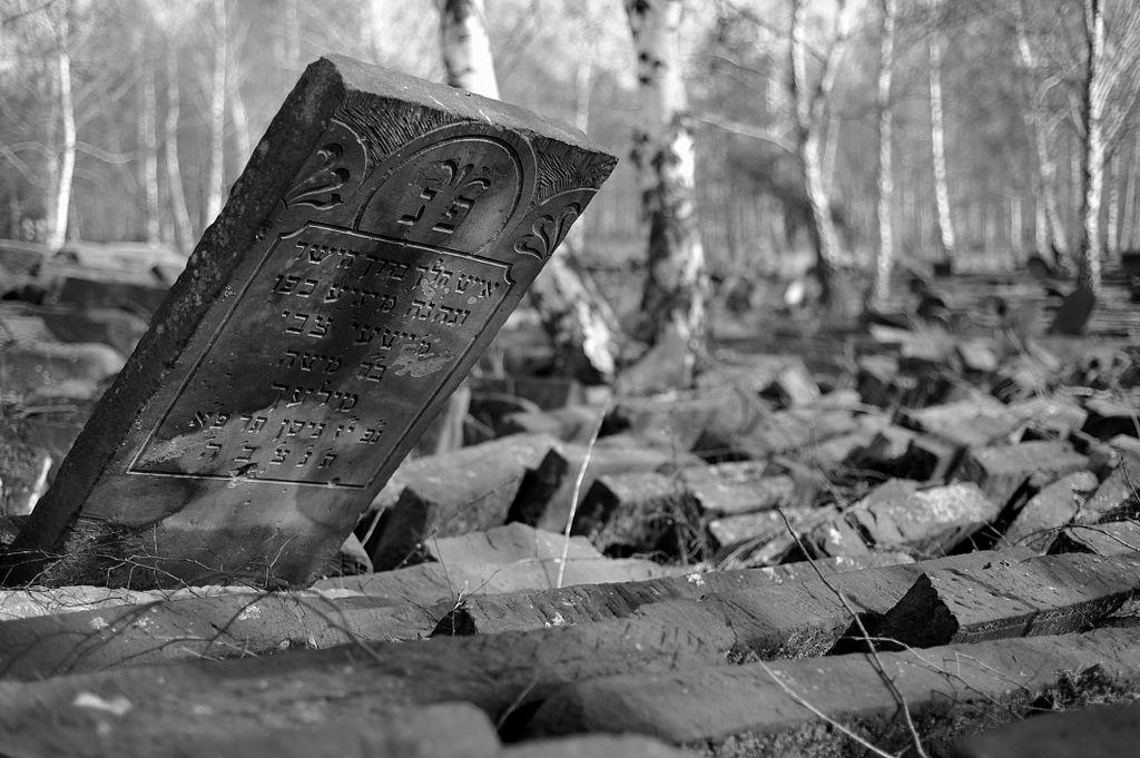 Le cimetière Juif de Praga : A vos risques et périls [Praga]