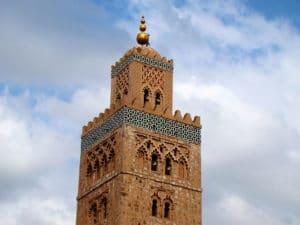Mosquée de la Koutoubia, l'emblème de Marrakech [Medina]