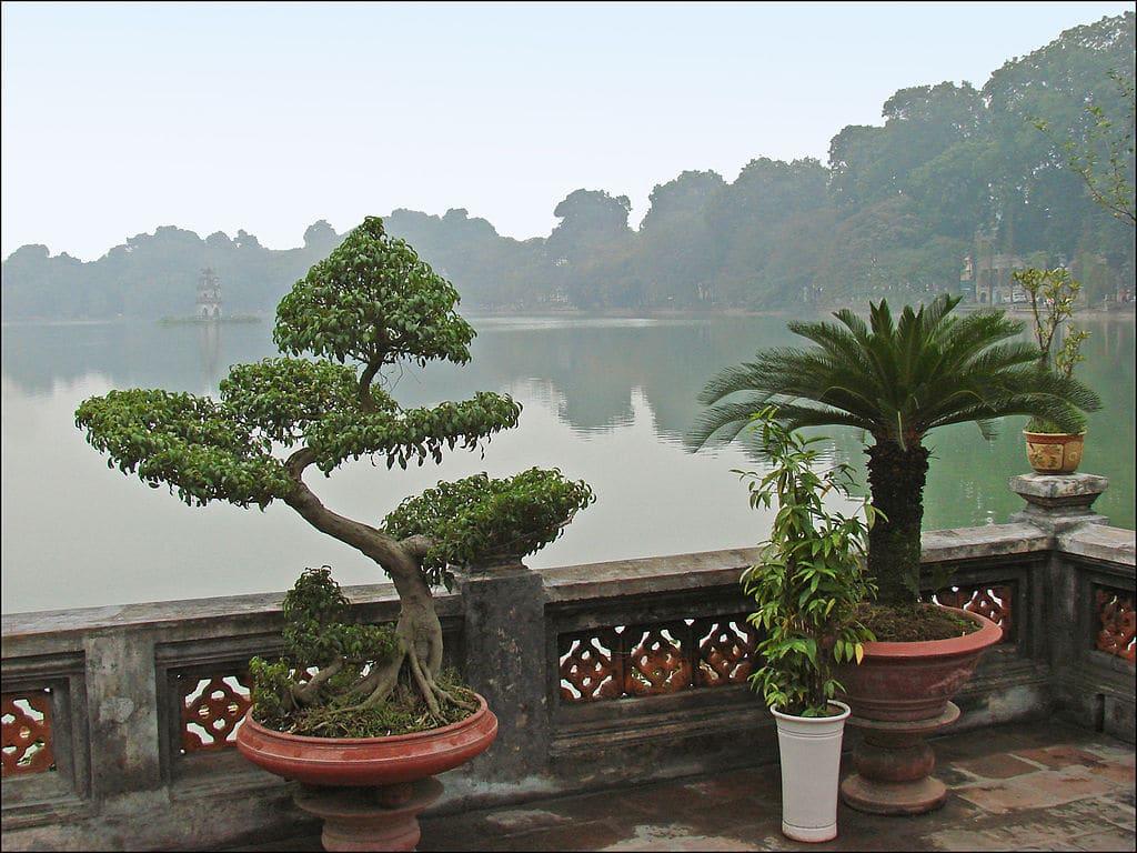 3 Lacs d'Hanoi : Lac Hoan Kiem, de l'ouest et du Bambou blanc