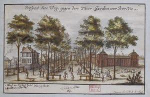 Unter den Linden à Berlin : «Champs Élysées» aux tilleuls [Mitte]