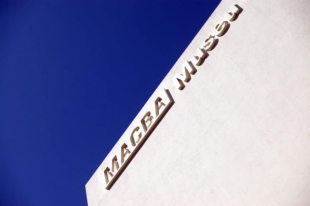 MACBA, Musée d'art contemporain de Barcelone [Raval]