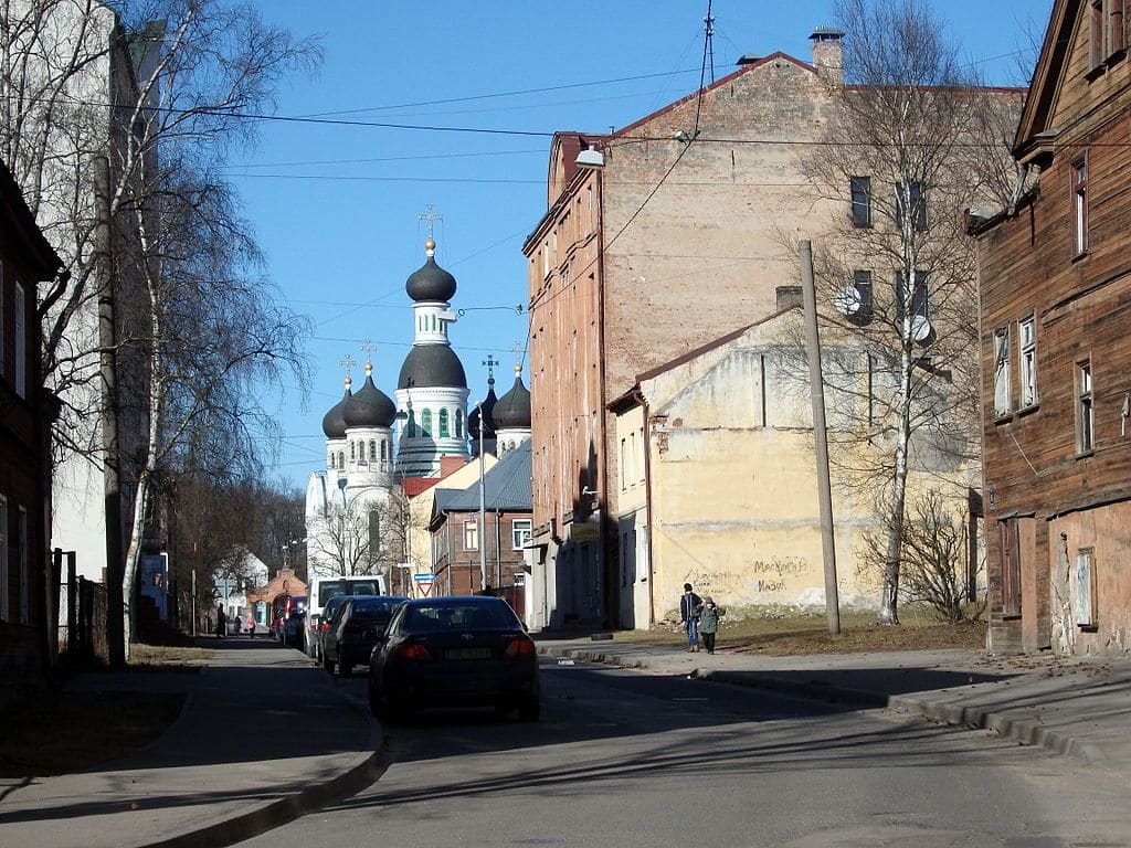 Maskavas Forstate à Riga : Quartier «Moscou» à la mauvaise réputation
