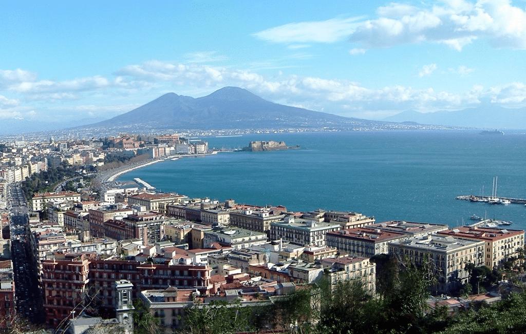 Venir à Naples en avion depuis Paris, Lyon ou Nice