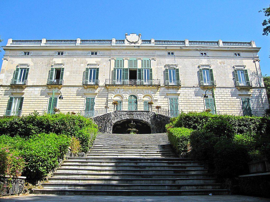 Villa Floridiana à Naples - Photo d'Armando Mancini