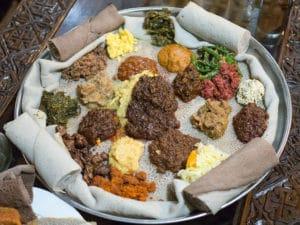 Adulis, restaurant africain (Erythrée) à Londres [Brixton]