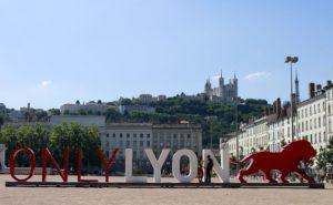 Place Bellecour à Lyon : Place emblématique de la ville [Presqu'île]
