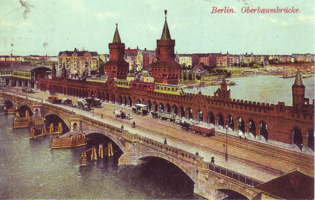 Cartes postales «vintage/retro» de Berlin