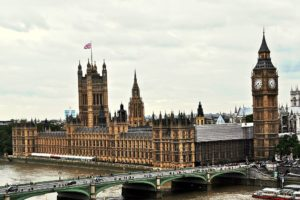 Westminster, Centre politique et touristique de Londres