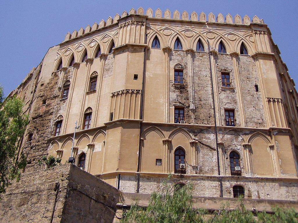 Palais des Normands à Palerme : A ne pas rater pour sa chapelle