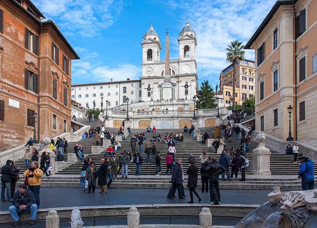 Beaux quartiers du nord de Rome